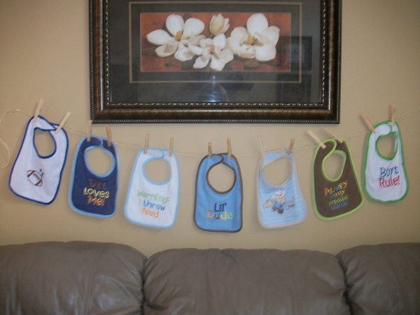 cute baby shower ideas