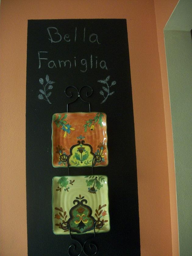 Chalkboard Wall Decor