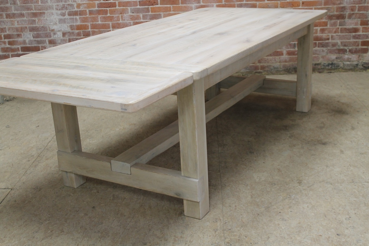 farmhouse table diy plans frugal living for life