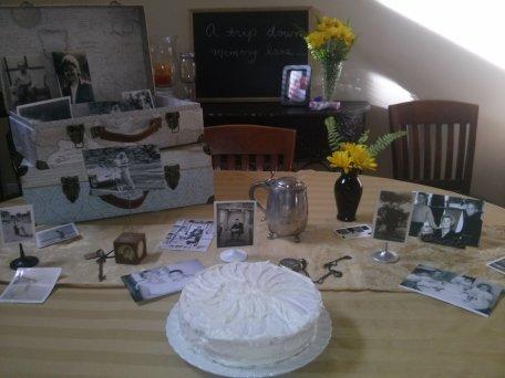 memory-cake