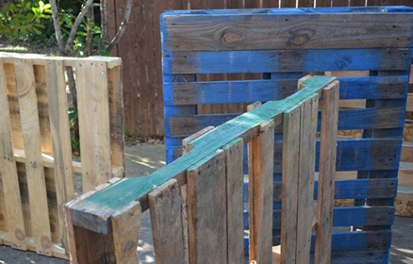 Toxic Wood Pallets